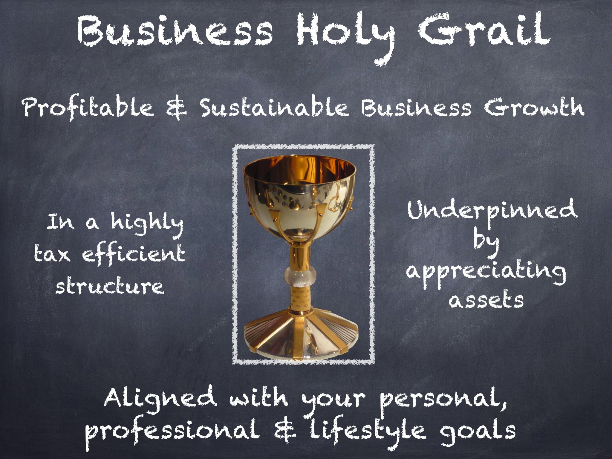 Business Holy Grail | Steve Bolton's Blog
